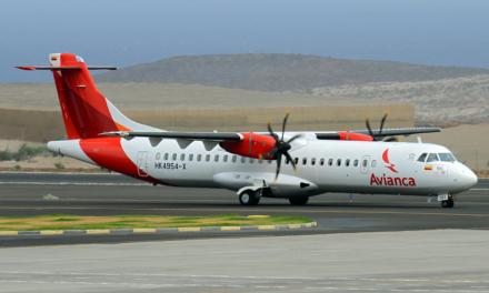 Avianca lanza al mercado nueva aerolínea regional