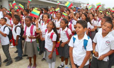Secretaría de Educación de Bolívar cierra registro de matrículas con 213 mil 072 estudiantes en las aulas de clases