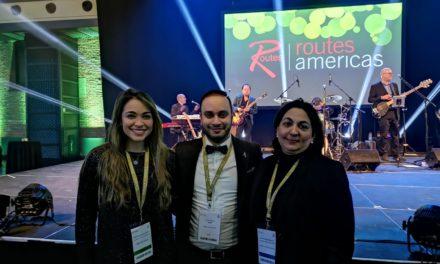 Aeropuerto de Cartagena recibe reconocimiento en Routes Américas 2019