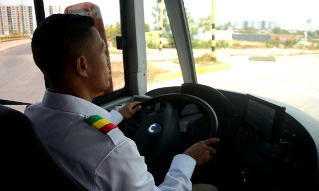 Nueva ruta A108 Campestre – Santa Lucía ya está en funcionamiento