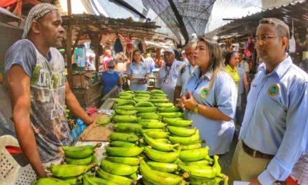 Distrito fortalece lazos de confianza con comerciantes