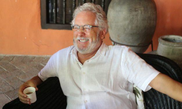 'Primeras veces' con Héctor Abad Faciolince