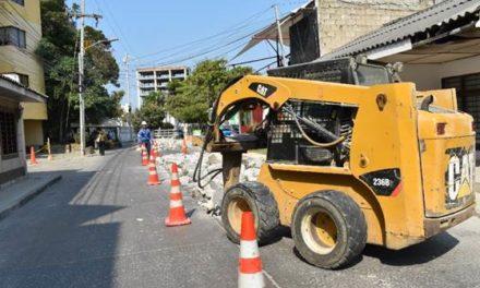 Acuacar reemplazará redes de alcantarillado en la 4ª avenida del barrio Manga
