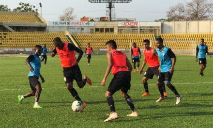 Real Cartagena se prepara para enfrentar a Barranquilla FC