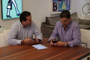 Empresarios Venezolanos se comprometen con sus compatriotas