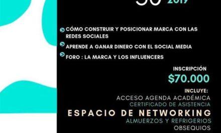 30 de marzo, gran Congreso de Marketing Digital La Marca y Los Influencers