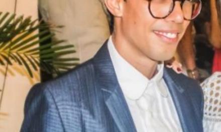 BOLIVARENSE POSITIVO: El joven cartagenero que habla en la ONU