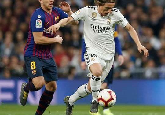 Barcelona Domina el clásico y «Sentencia la Liga»