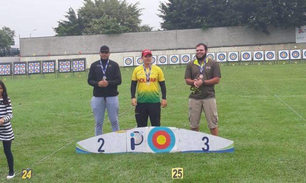 Bolívar obtiene nuevo récord en el Torneo Nacional de tiro con arco