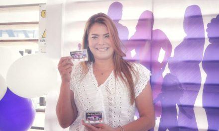 Campaña por derechos de la mujer se tomó el sistema Transcaribe