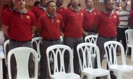 Sena certifica a empleados de TCC por competencias laborales