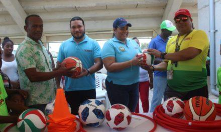 El IDER inaugura dos nuevos núcleos de la Escuela de iniciación y formación deportiva