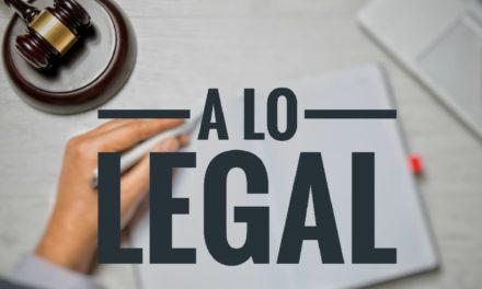 "Hoy gran inauguración de ""A lo legal"""