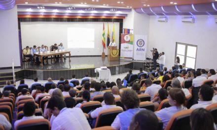Instalan Mesa Técnica de Reincorporación en Bolívar