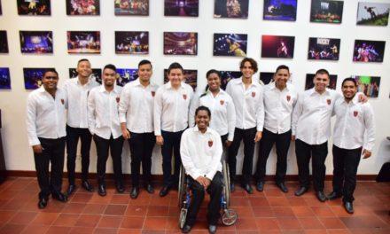 Orquesta de Guitarras de Unibac participará en el Festival Nacional de la Música Colombiana