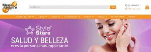 Style Stars tecnología especializada para el cuidado del cuerpo y belleza exclusiva de Mega Shop TV