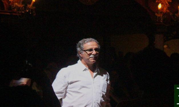 Víctor Gaviria, ovacionado en el Festival de Cine de Cartagena