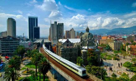 Viajando Sin Pasaporte a: Medellín