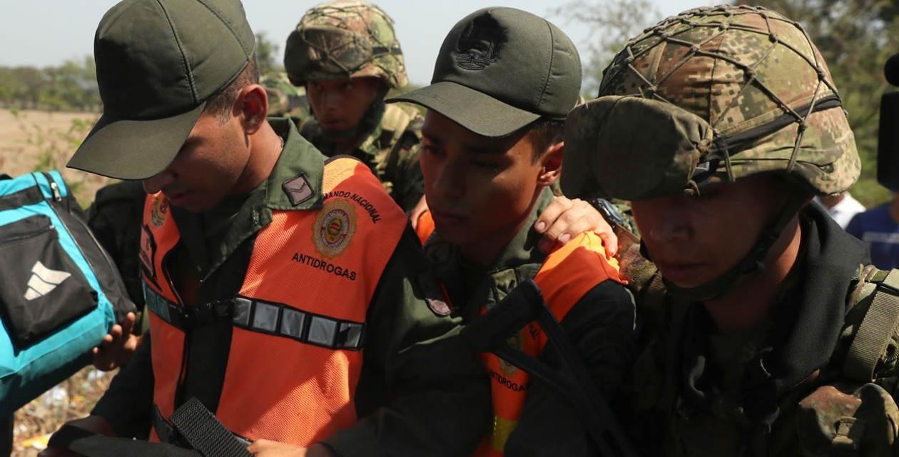 Militares desertores venezolanos en Colombia reciben orden de desalojo