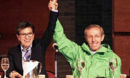 Claudia López le gana a Navarro la consulta de la Alianza Verde