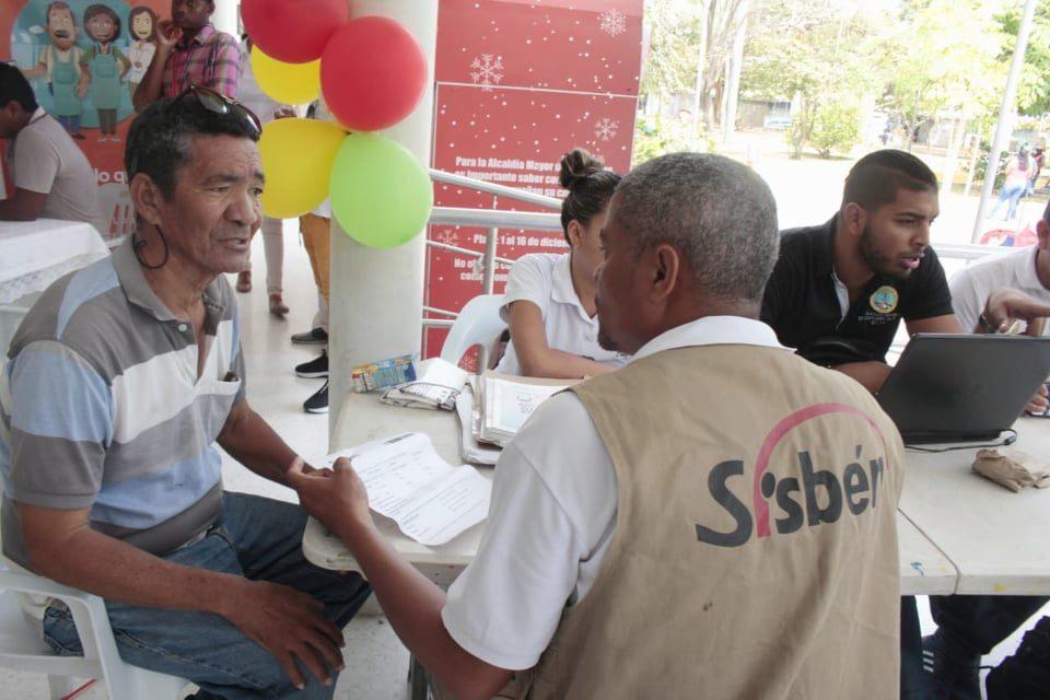 Abierta nueva convocatoria de selección de personal para barrido del Sisbén IV en Cartagena