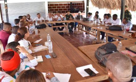 Secretaría de Educación de Bolívar y Alcaldía de María La Baja buscan mejoras para la educación en el municipio