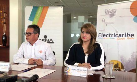 Se firma convenio entre el Sena y Electricaribe