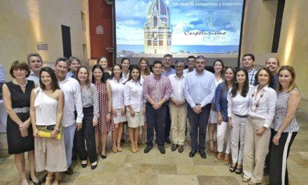 Secretario General de la Organización Mundial de Turismo llega a Cartagena