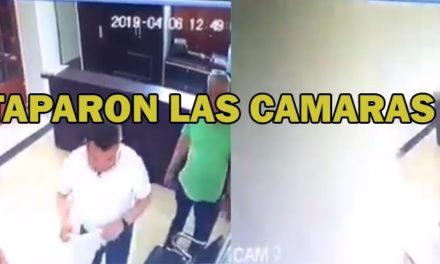 Presunto allanamiento ilegal de la Presidencia en Alcaldía de Santa Marta