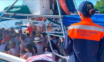 Ordenan arresto al capitán de la DIMAR por desacato