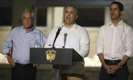 Las horas de Maduro en el poder desde que Duque dijo que quedaban pocas