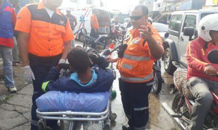 Operarios de Veolia Cartagena atropellados por buses de TransCaribe