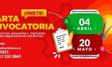 Cuarta convocatoria empresarial de Bolívar Sí Innova