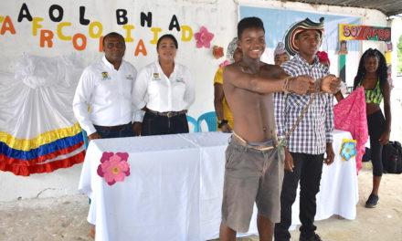 Secretaría de Educación de Bolívar acompañó celebración del Día de la Afrocolombianidad en María la Baja