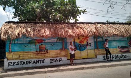 Detectan conexión ilegal en establecimiento comercial en la Boquilla