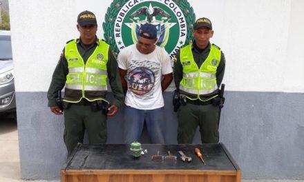 NUEVA CAPTURA POR MANIPULAR CONTADOR DE AGUA EN EL BARRIO CAMINO DEL MEDIO