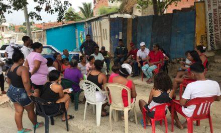 AMBROSIO FERNÀNDEZ  SIGUE ESCUCHANDO A LA COMUNIDAD
