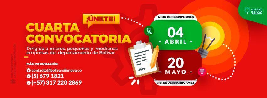 La Gobernación de Bolívar le apuesta a la innovación
