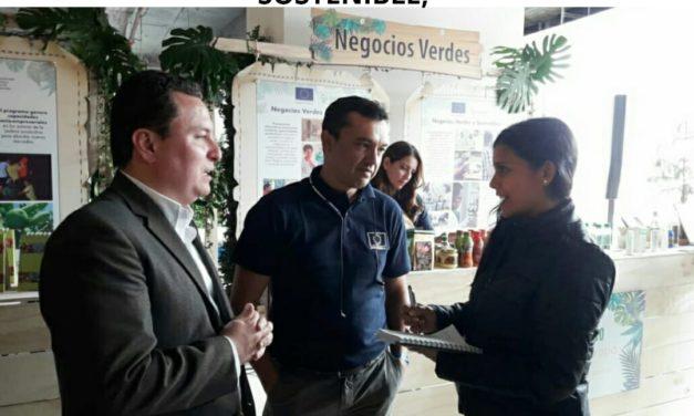 Cardique apoya proyectos emprendimiento que apuntan a la sostenibilidad ambiental