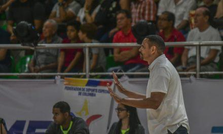 TomásDíaz, talento 100% bolivarense al servicio del baloncesto colombiano