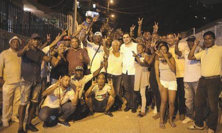Cartageneros celebran candidatura de Vicente Blel a la Gobernación de Bolívar