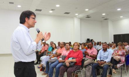 """""""Bolívar da un paso agigantado en el impulso a los temas de educación para la paz"""": Enrique Chaux Torres"""