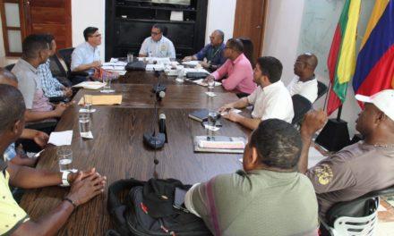 Concertación entre administración distrital y representantes del gremio de la champeta