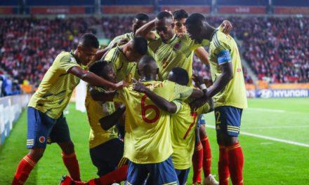 Nueva cara y victoria para la Selección Sub-20