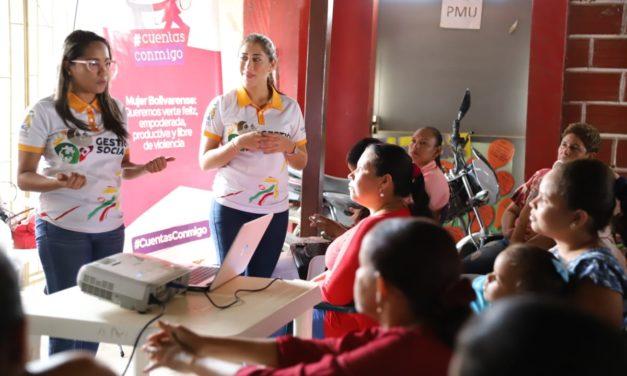 Intervenciones Integrales, un recorrido por la Mojana Bolivarense