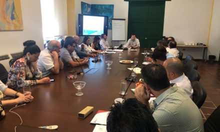 CámCartagena y Fenalco propician acercamiento de empresarios con la DIAN