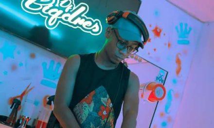 Bigdres, un artista de Ciudad del Bicentenario