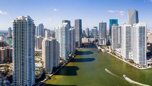 Viajando Sin Pasaporte a: Miami