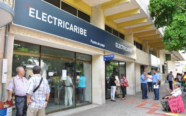 Electricaribe repara daños ocasionados por vendaval en el sur de Bolívar