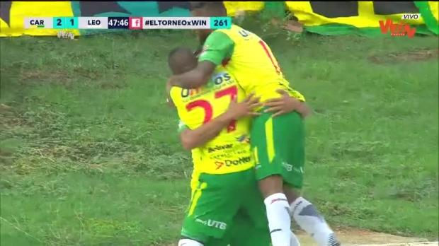 Real Cartagena golea y es segundo con 7 puntos